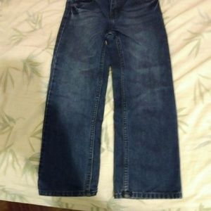 Boys size 6 nautica blue jeans